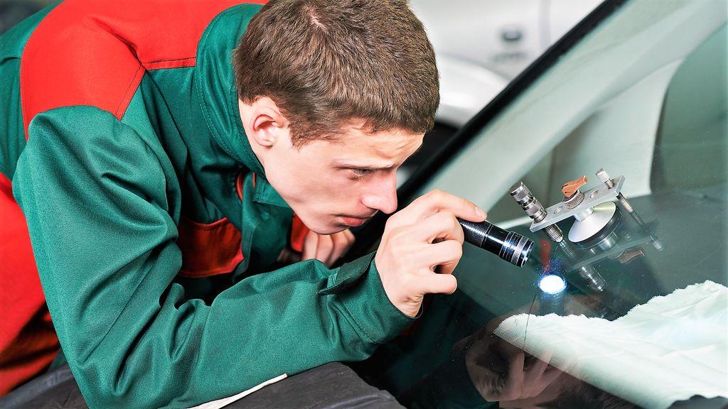 ремонт стекла авто